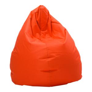 Sitzsack orange 130L KIDS SIT